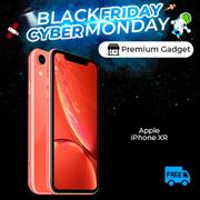 Apple iPhone XR/iPhone X 64GB/128GB/256GB (Apple Malaysia Warranty)