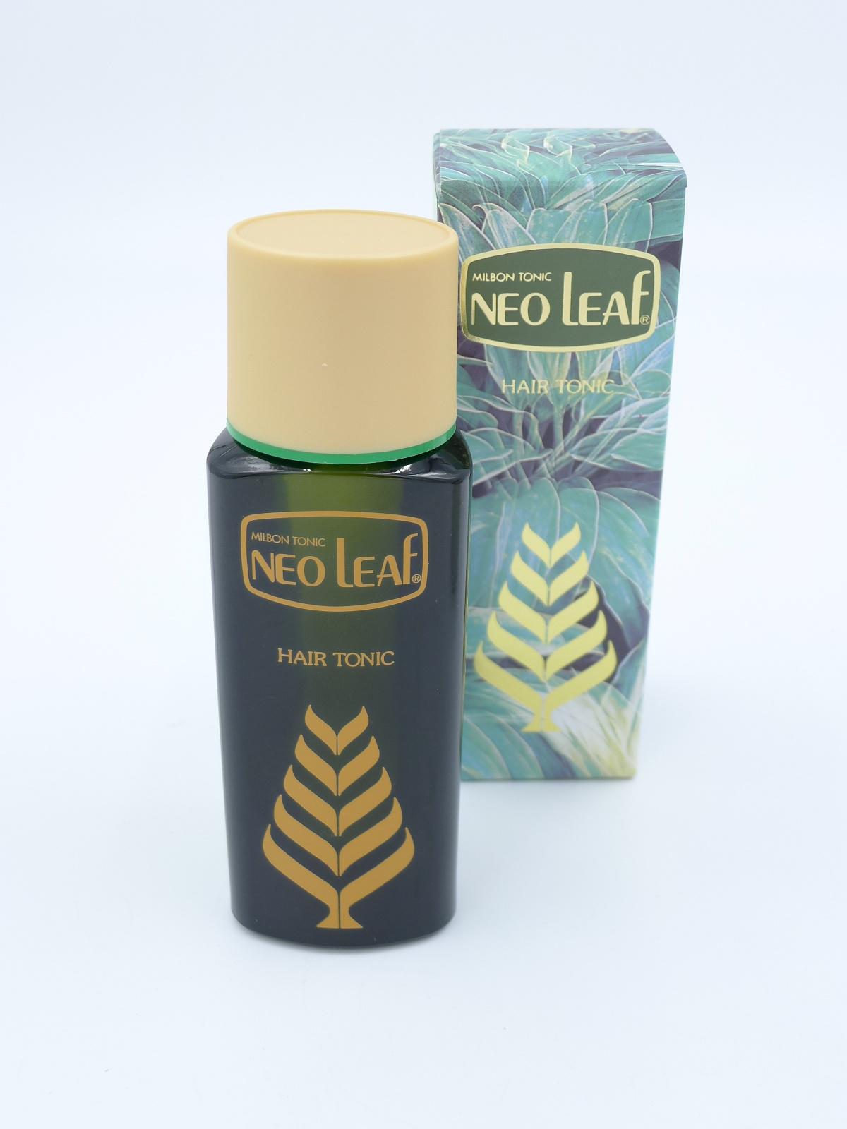 Qoo10 Neo Leaf Hair Tonic Care Kaminomoto Actual Size