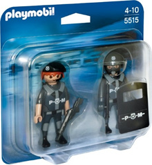 [플레이모빌] PLAYMOBIL 5515 - duo Pack SEC team