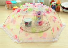 Food Umbrella / Food Cover / Tudung Saji Lipat Pelindung Makanan