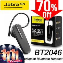 [Brand New] Jabra Bluetooth Headset BT 2046 / Easy Go / Jabra Talk
