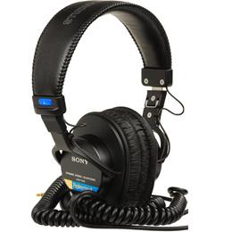 SONY 索尼錄音室專業監聽耳機 MDR-7506