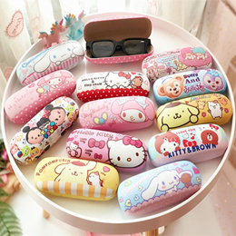 💖 Hello Kitty/ Melody/ Twin Star Spectacle Box 💖 Kids Adults Storage Holder 💖 Spec Sunglass 💖