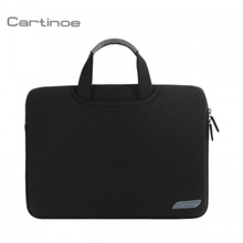 Cartinoe Soft Sleeve Laptop Bag Case hidden handle For Mac MacBook Air Pro etc
