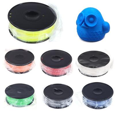Qoo10 - 3D Printer Filament 1kg 2 2lb 3mm ABS Plastic for