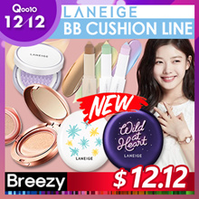 BREEZY★Added 2018 New Cushion [LANEIGE] BB Cushion Series / New Sun  /Pore Control/Whiteni