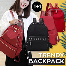 1+1!JUAL RUGI!HOT SALE! BEST SELLER WOMEN BAGS / TAS WANITA/ BACKPACK WANITA