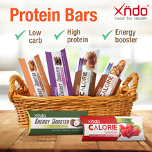 ✂Bundle of 6✂ 🍫Super Recharge Protein Bar 🍫 ⚡High Protein  ⚡High Fibre ⚡Low Carb ⚡Trans-fat Free