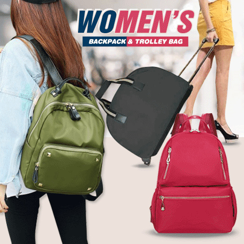 JUAL RUGI!JUAL RUGI!HOT SALE! BEST SELLER WOMEN BAGS / TAS WANITA/WOMEN BACKPACK Deals for only Rp55.000 instead of Rp55.000