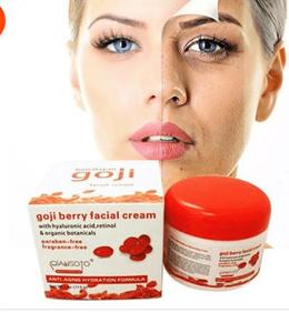 Goji Berry anti-Wrinkles facial cream 枸杞Anti-aging wrinkle moisturizing cream
