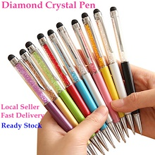 Luxury Diamond Crystal Ballpoint Touch Pen Gift Teachers Day/Corporate/Graduation/Christmas/New Year