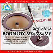 📣 【Boomjoy Official】TRENDING M7 Boutique Spin Dry Mop Set 💥 Many promotion!