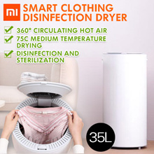 Millet Xiaolang smart clothing disinfection dryer 35L