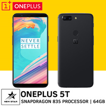 One Plus 5T | 64GB | $640NETT * Same Day Collection/Delivery * Local Seller * Comes with FREE GIFT