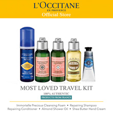 [5-12AM][BEST DEAL OF 2018 TODAY ONLY] LOCCITANE Most Loved Travel Kit
