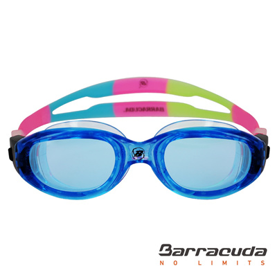 761455360 Barracuda Swim Goggle MANTA JR Oversize Triathlon Open Water One-piece  Frame Anti-Fog