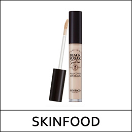 [SKINFOOD] (hp) Black Sugar Satin Full Cover Concealer 5.5g