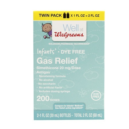 Walgreens Infants Gas Relief
