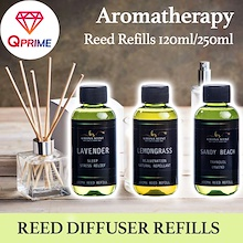 ★AROMA REED REFILL★PURE ESSENTIAL OIL★ ►FOR ALL AROMA REED DIFFUSERS◄ ★NATURAL BOTANICAL EXTRACTS★