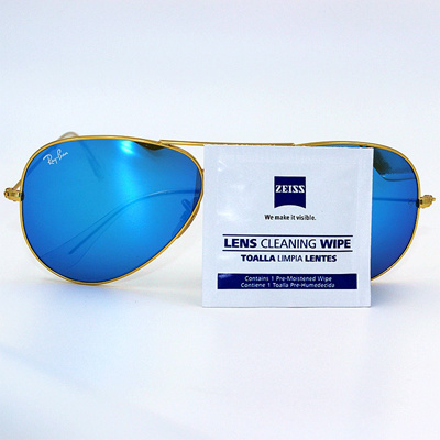 shop Zeiss Pre-moistened Lens Cleaning Wipes for Eyeglass Lenses Sunglasses  Camera Lenses Clothes Cl
