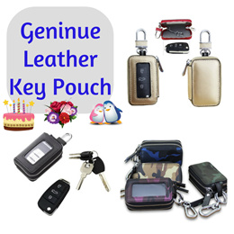 Premium Christmas Gift Genuine Leather Key Holder  pouch tote case wallet cosmetics  accessories bags mini cheap fast carrier etc