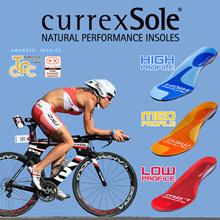 Currexsole (Clearance) Orthotics Sports Insoles Running Biking
