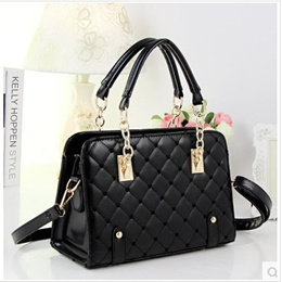 European and American lady bag handbag shoulder bag Messenger bag wild handbags-PB