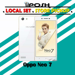 [CHEAPEST]Oppo Neo 7 [Smart Phone][Not Samsung/Apple iPhone][Value for Money][LOCAL SET WITH WARRANTY]