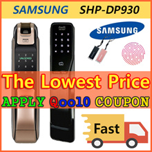 Samsung Digital Doorlock SHP-DP930 / WB200 / MD-P7200 // Installation Service // 1 year Warranty