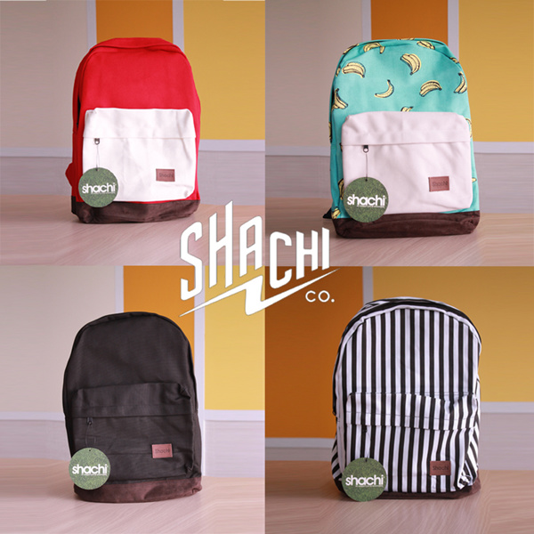 Tas Shachi Backpack Banyak Pilihan Deals for only Rp229.000 instead of Rp229.000