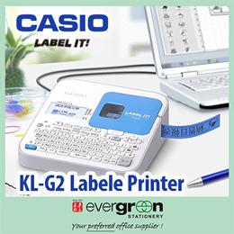 Casio KL-G2 Label Printer LABEL IT!