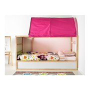 IKEA KURA Bed Canopy Pink Blue / Bed tent