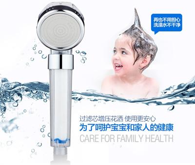 SPA Anion Filter Shower Heads/Shower head /SPA/Anion Filter Shower Head