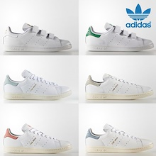 [Adidas]  Flat price 15 Type STAN SMITH shoes / sneakers / running shoes