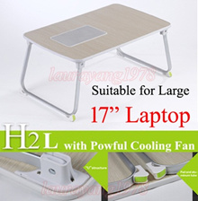 ★ XGear H2L / H2L with Fan / H70 ★ SG Seller ★ Foldable Portable Ergonomic Laptop Table Desk PC Bed Sofa Multi-Purpose E-Table ★ USB Cooling Fan ★ Drawing/Writing/Kitchen/Outing/Picnic/Meal Table ★