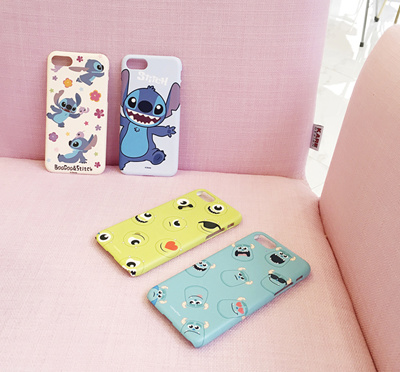 Disney Monster Inc Slim Fit Case / Vivid Color / Easy Grip / Perfect Slim  Fit / High Quality
