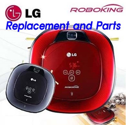 ★Replacement and Parts★[genuine]LG ROBOKING Robotic Robot Vacuum Cleaner VR6470LVM/Filter/Brush