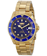 COUPON; [CreationWatches] Invicta Automatic Pro Diver 200M Blue Dial INV8930OB/8930OB Mens Watch