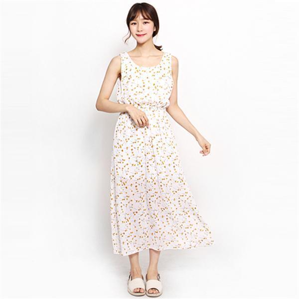 6033・ウィズ・ワンピースnew ロング/マキシワンピース/ワンピース/韓国ファッション