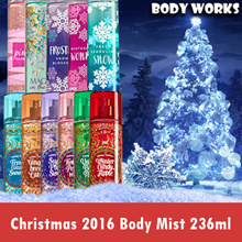 [100% Authentic] Bath and Body Works Body Mist 236ml • Christmas Season • Fragrance