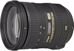 Nikon AF-S DX NIKKOR 18-200mm f/3.5-5.6G ED VR II鏡頭(彩盒)