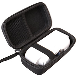 [APROCA] Hard Travel Carrying Case for Braun ThermoScan5 IRT6500 Digital Ear Thermometer