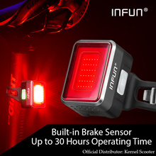 🚨INFUN Lights🚨FOR BICYCLE🚲ESCOOTER🛴