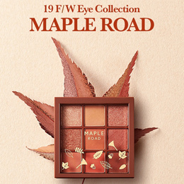 [ETUDE HOUSE] Play Color Eyes Maple Road 19 F/W Eye Collection /MLBB 9Colors