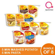 [NESTLE] Mashed Potatoes + Maggi Pasta! BUNDLE OF 8!