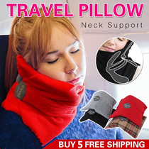 Travel Pillow /360° Fully Support Neck Travel Necessaries/Nec