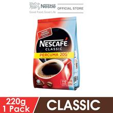 NESCAFE CLASSIC Refill Pack 220g Bonus Pack