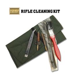 cleaning Kits / Barrel Brush / Chamber Brush / Ball Brush / 5 Piece Rod / Pincer / Army/