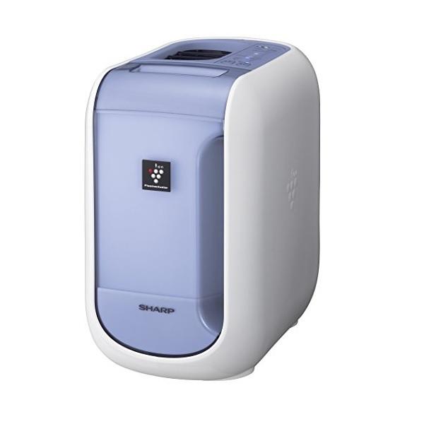【正品保證】★日本 Sharp IG-FK100-A (Blue) ★省電除臭空氣清淨機加濕機 / 高效肌膚保濕 / 感知溫濕度變化 / 有效攔截花粉 / 快速清淨空氣