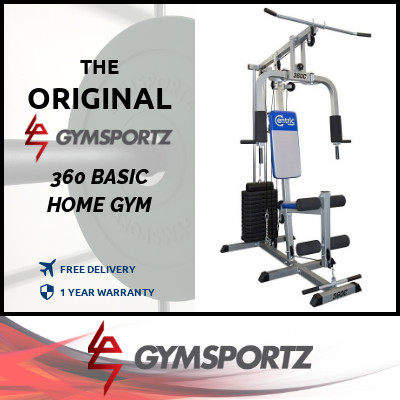 ★ GYMSPORTZ ★ 360 BASIC HOME GYM ★ SINGAPORE NO 1 HOME GYM SUPPLIER ★
